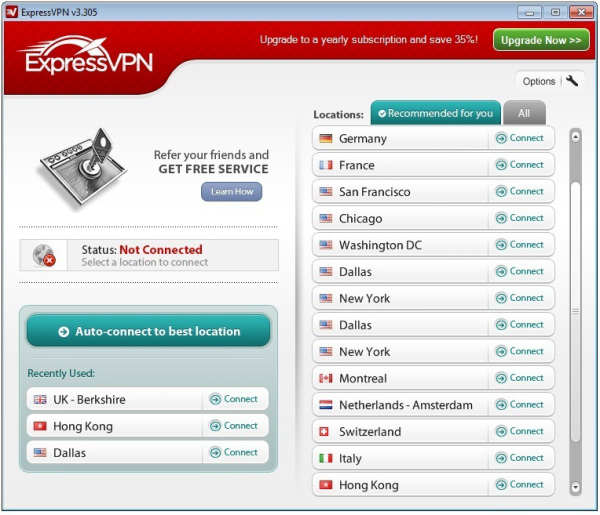 Express Vpn Test